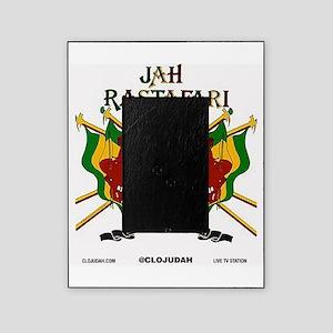 Jah Rastafari Picture Frame
