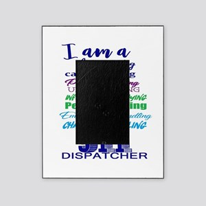 911 DISPATCHER Picture Frame