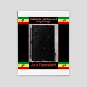 Haile Selassie I Jah Rastafari Picture Frame