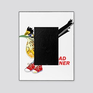 Road Runner in Sneakers Picture Frame