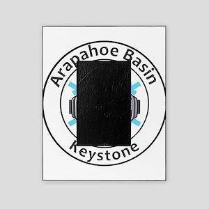 Arapahoe Basin - Keystone - Colora Picture Frame