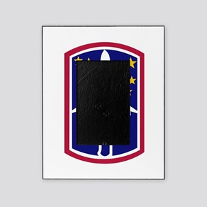 172nd Infantry Brigade Picture Frame