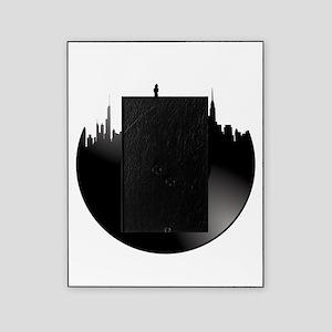 New York City Vinyl Record Picture Frame