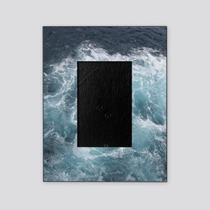 OCEAN WAVES Picture Frame