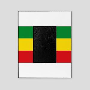 Ethiopia Flag Lion of Judah Rasta Reggae Picture F