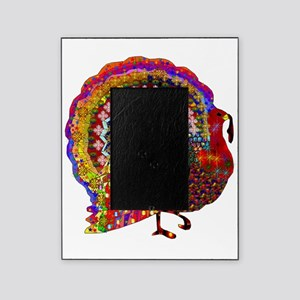 Dazzling Artistic Thanksgiving Turke Picture Frame