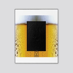 Oktoberfest Foaming Beer Picture Frame