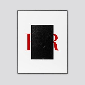 HR-bod red2 Picture Frame