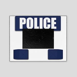 Police Bullet-Proof Vest Picture Frame