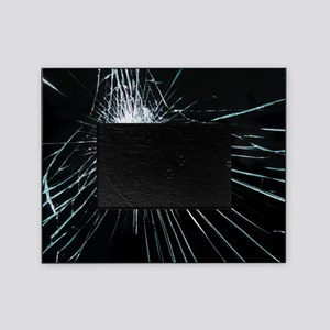 Broken glass Picture Frame