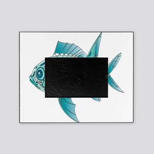 Robot Fish Picture Frame