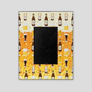 Beer Flip Flops Picture Frame