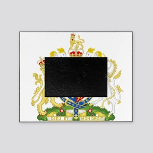 United Kingdom Coat Of Arms Picture Frame