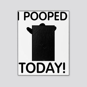 pooped.today Picture Frame