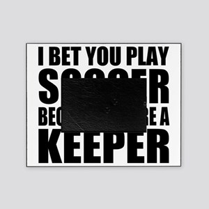 Funny Soccer Quote Picture Frame