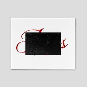 The Name of Jesus dark Picture Frame