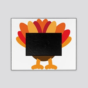 Turkey Face, Gobble Gobble Gobble Fu Picture Frame