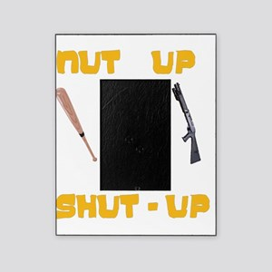NutUpShutUp Picture Frame