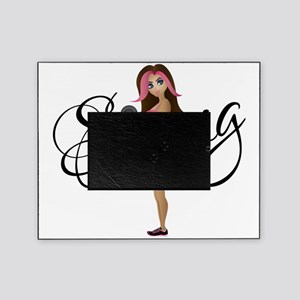 Strong Fit Girl Picture Frame