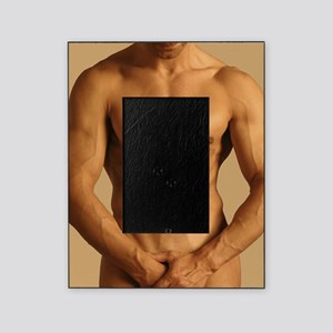 Nude man Picture Frame