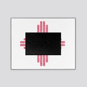 New Mexico State Flag Picture Frame
