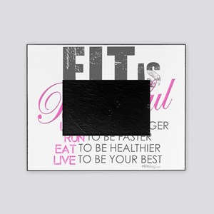 Fit is Beautiful Picture Frame