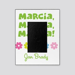 Marcia, Marcia, Marcia! Picture Frame