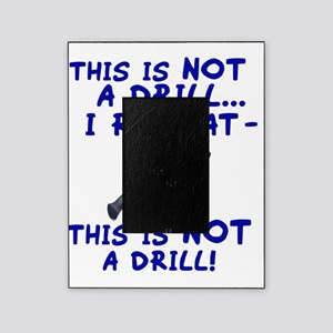 not-a-drill Picture Frame