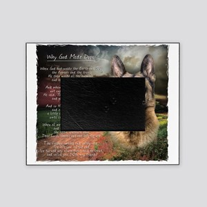 godmadedogs Picture Frame