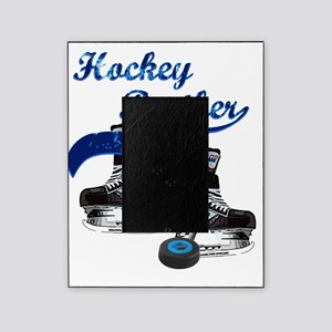 hockey_brother_dark_blue Picture Frame