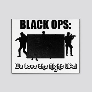Art_Black Ops Night Life1 Picture Frame