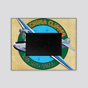 China Clipper Picture Frame