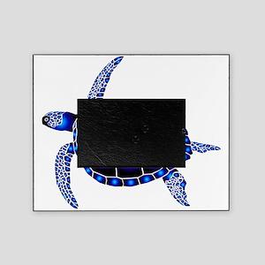 sea turtle ocean marine beach endang Picture Frame