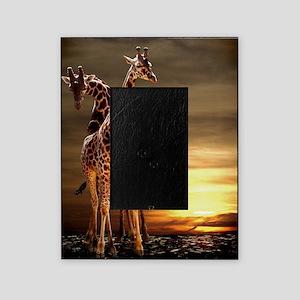 Giraffes Picture Frame