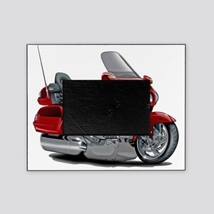 Goldwing Red Bike Picture Frame