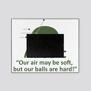 Hard Balls - OD Picture Frame