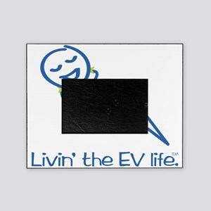 livin-the-ev-life-CLR Picture Frame