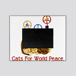 peacecats01 Picture Frame
