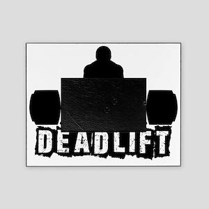 Deadlift Black Picture Frame