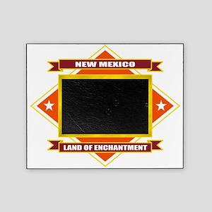 2-New Mexico diamond Picture Frame