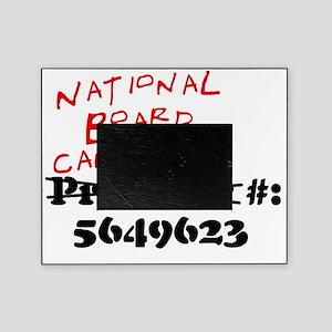 Prisoner_Number_Crop Picture Frame