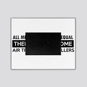 Air Traffic Controllers Designs Picture Frame