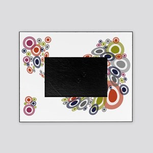 Circle spiral Picture Frame