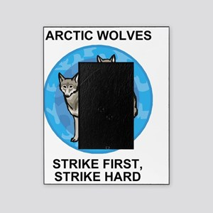 Army-172nd-Stryker-Bde-Arctic-Wolves Picture Frame