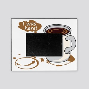 Coffee stain Picture Frame