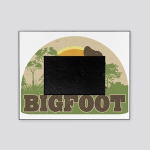 Bigfoot Picture Frame