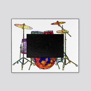 Wild Drums Picture Frame