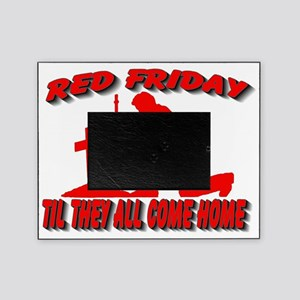 RED FRIDAY2 Picture Frame