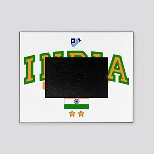 India Cricket 5_H_F 2011 Picture Frame