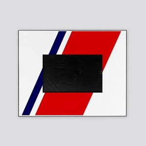 USCG-Racing-Stripe-... Picture Frame